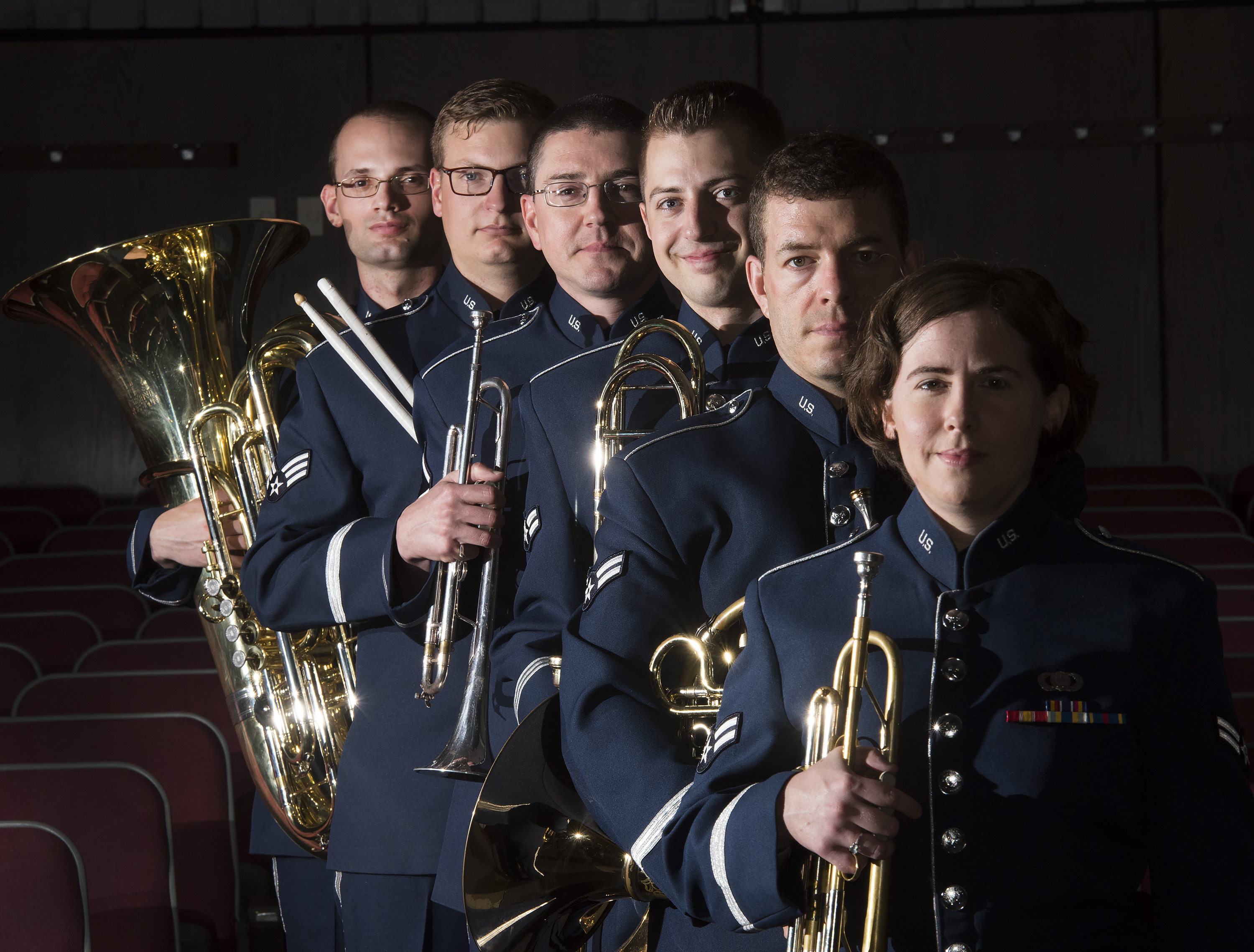 Air Force Bands