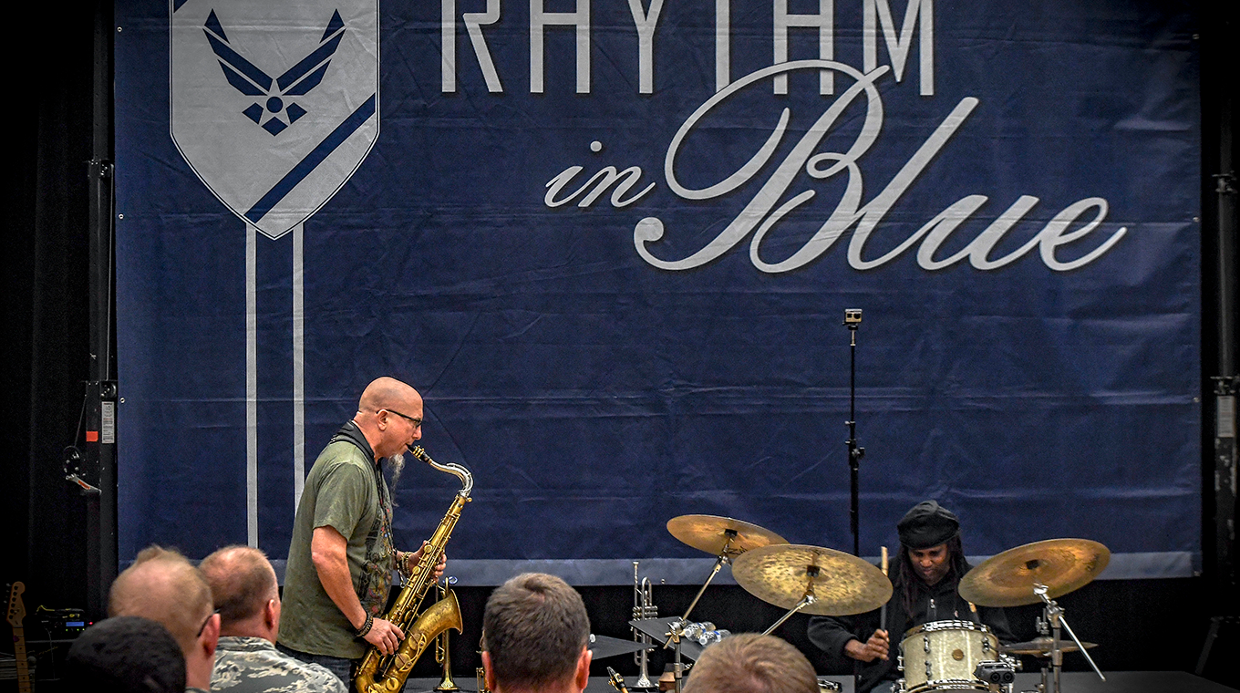 Jeff Coffin & Roy Wooten Masterclass