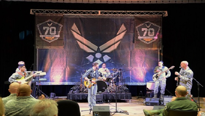 Full Spectrum Performs with Joe Bonamassa