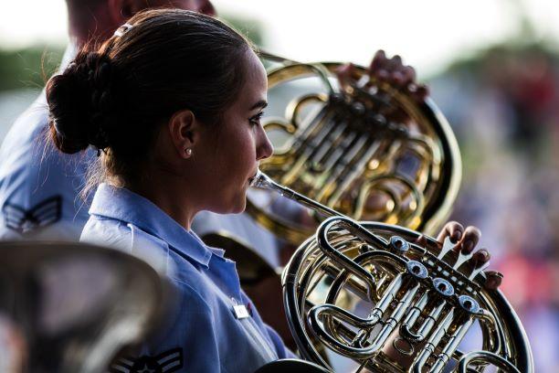 U S  Air Force Academy Band