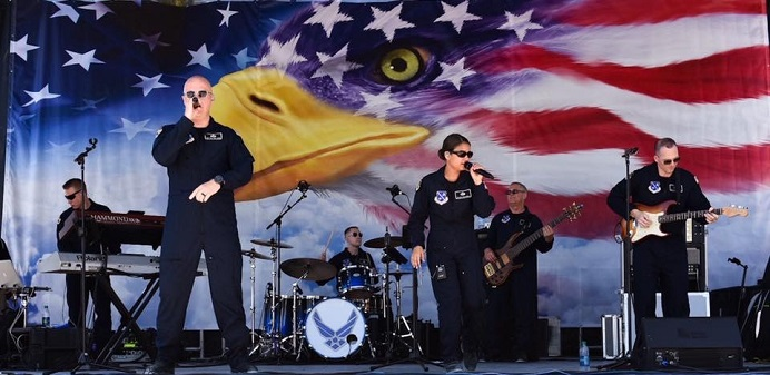 Max Impact to Perform at Air Shows Across the U.S.