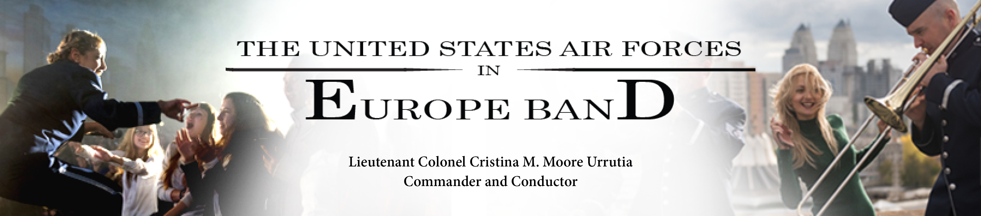 U S  Air Forces in Europe Band
