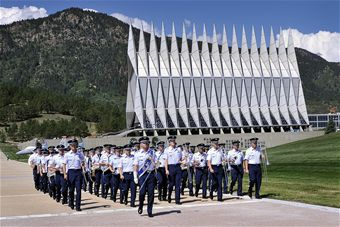 USAF Academy Marching Band