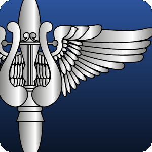 USAF Band App Icon