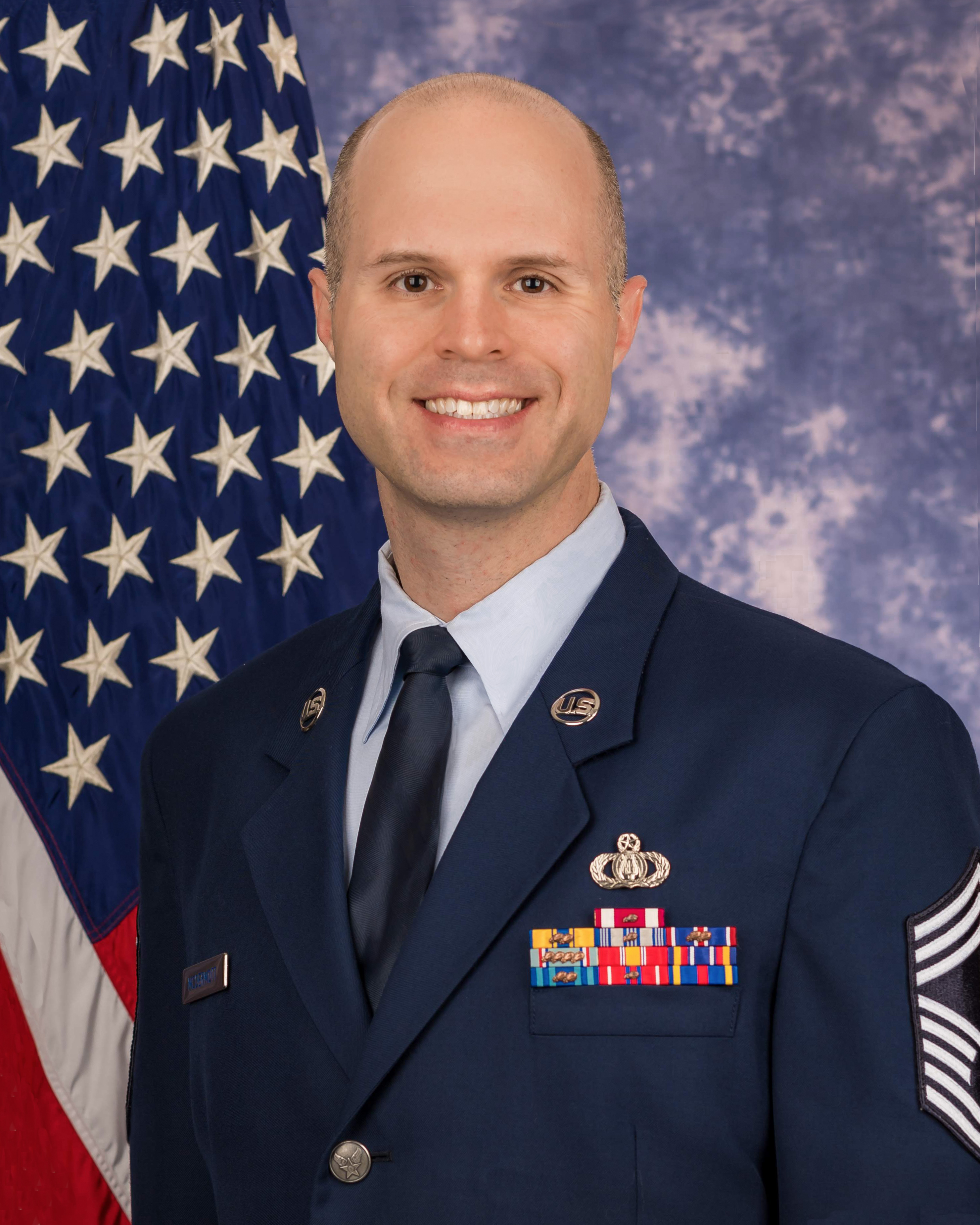 Chief Master Sgt. Michael Piersol