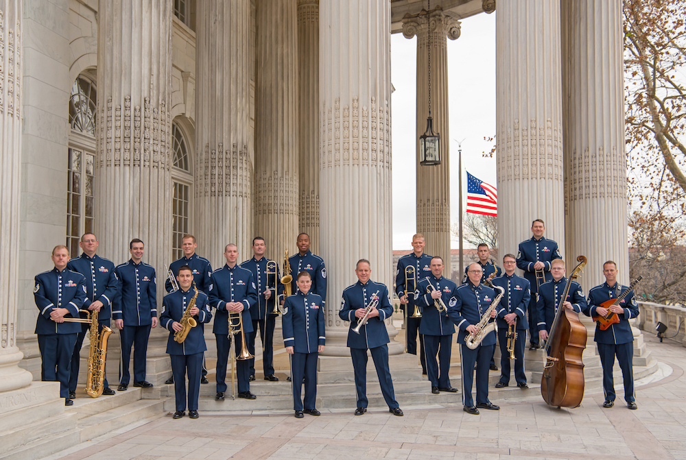 643a96c3f53 The Airmen of Note is the premier jazz ensemble of the United States Air  Force. Stationed at Joint Base Anacostia-Bolling in Washington